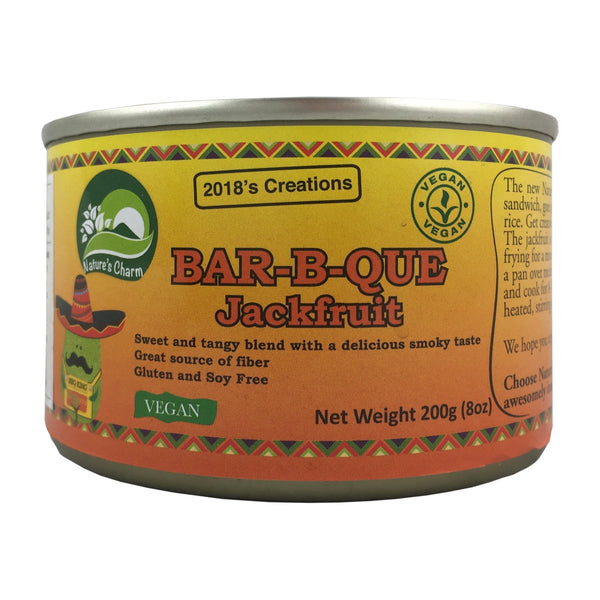 Nature's Charm BBQ Flavoured Jackfruit