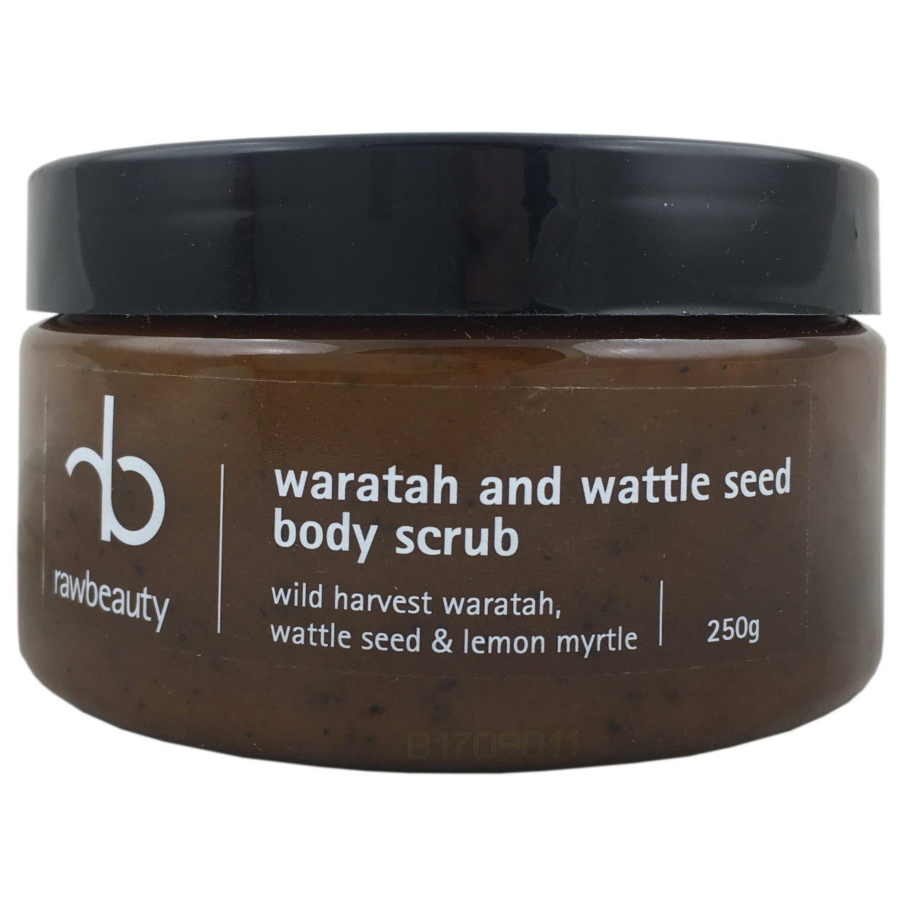 Raw Beauty Body Scrub - Waratah and Wattle Seed