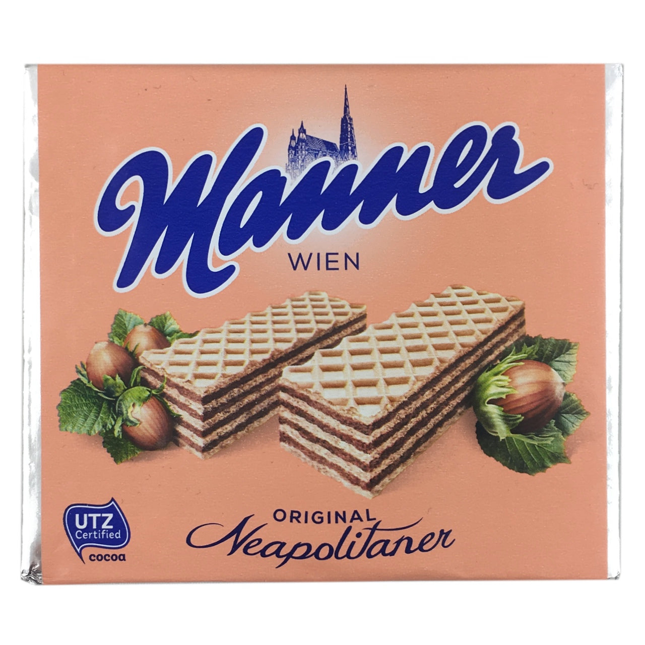 Manner Original Neopolitan Wafers