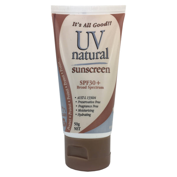 UV Natural Sunscreen SPF30+
