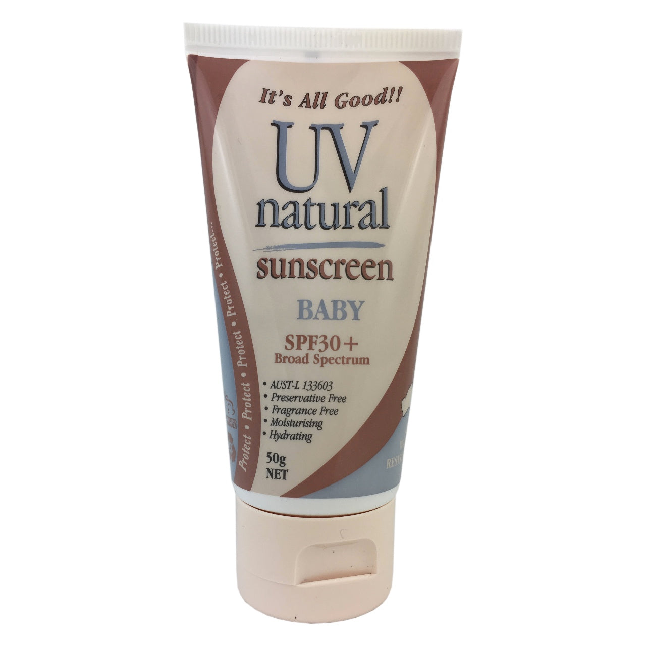 UV Natural Sunscreen for Baby SPF30+