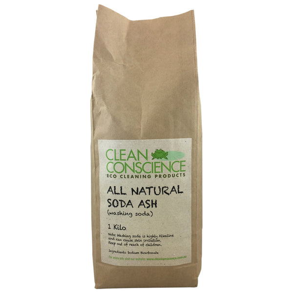 Clean Conscience All Natural Soda Ash