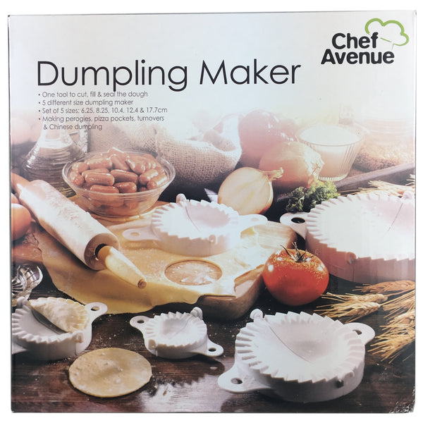Chef Avenue Dumpling Maker