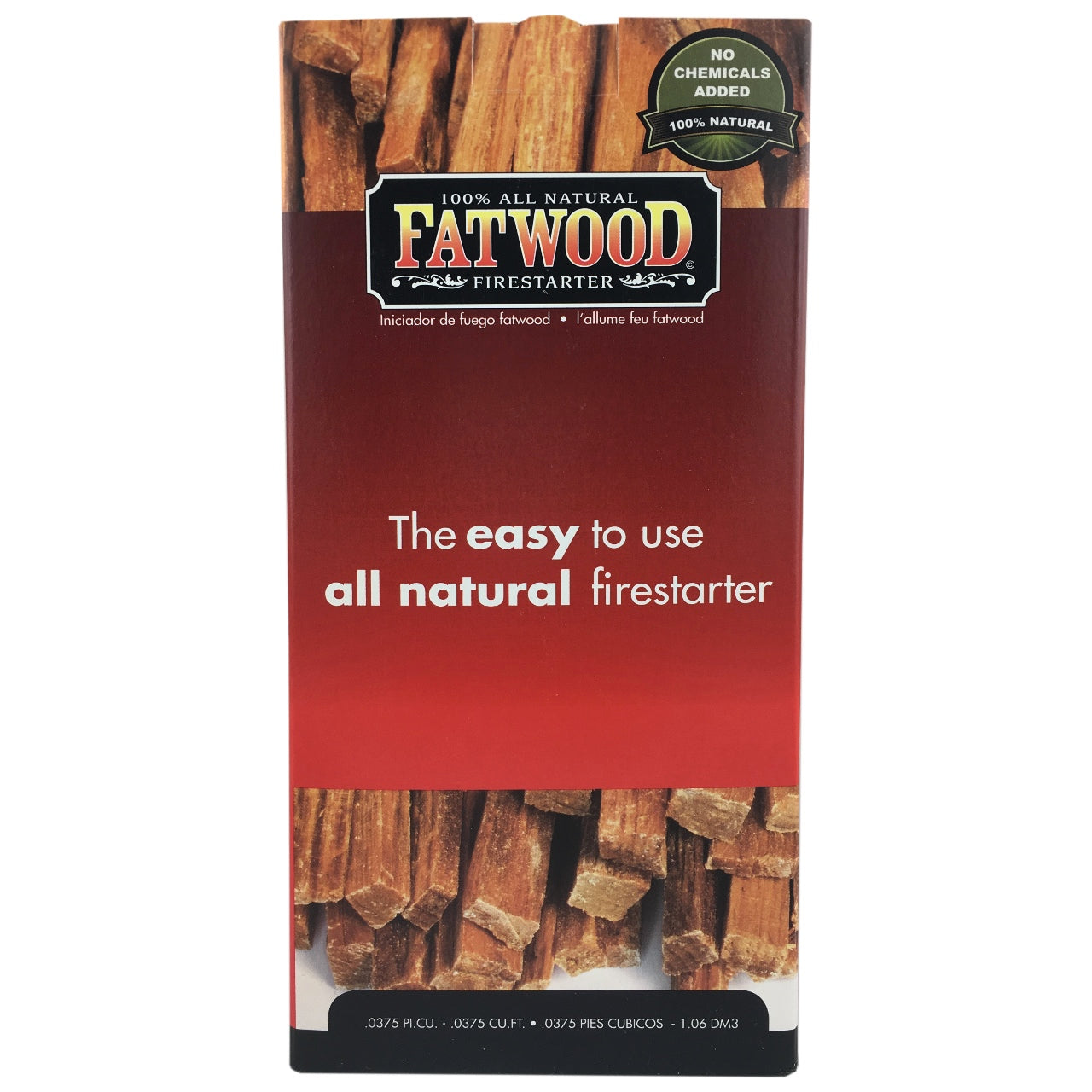 Fatwood Firestarters