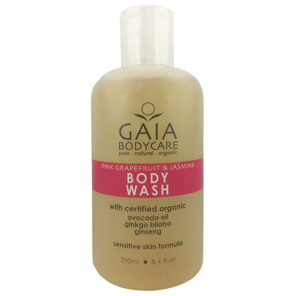 GAIA Body Care Body Wash - Pink Grapefruit