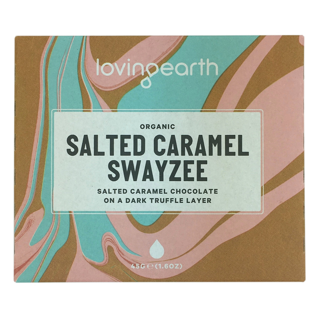 Loving Earth Salted Caramel Swayzee Chocolate