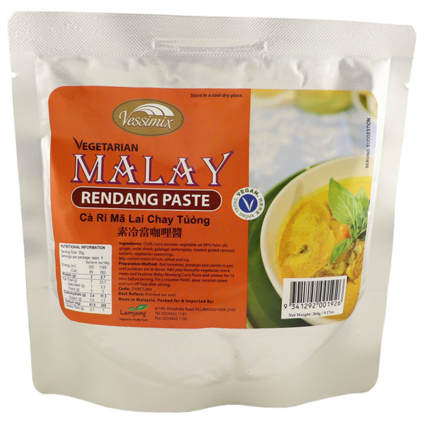Vessimix Malay Rendang Paste