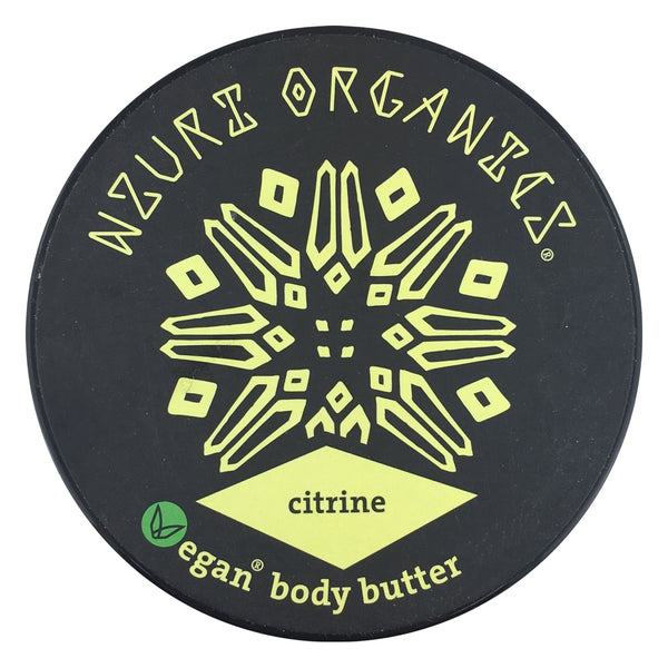 Nzuri Citrine Body Butter