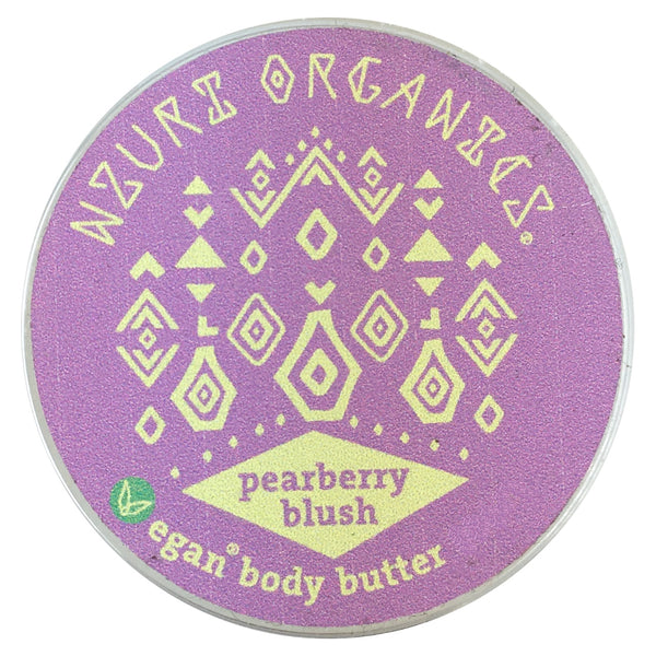 Nzuri Pearberry Blush Body Butter