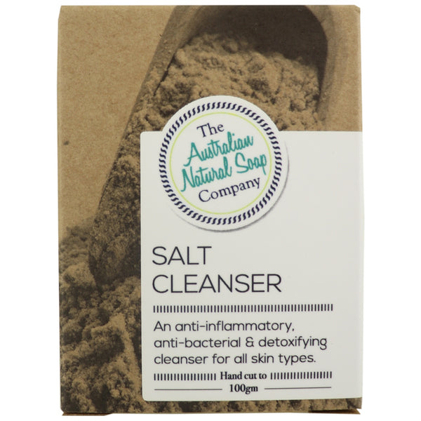 The Australian Natural Soap Company Salt Cleanser