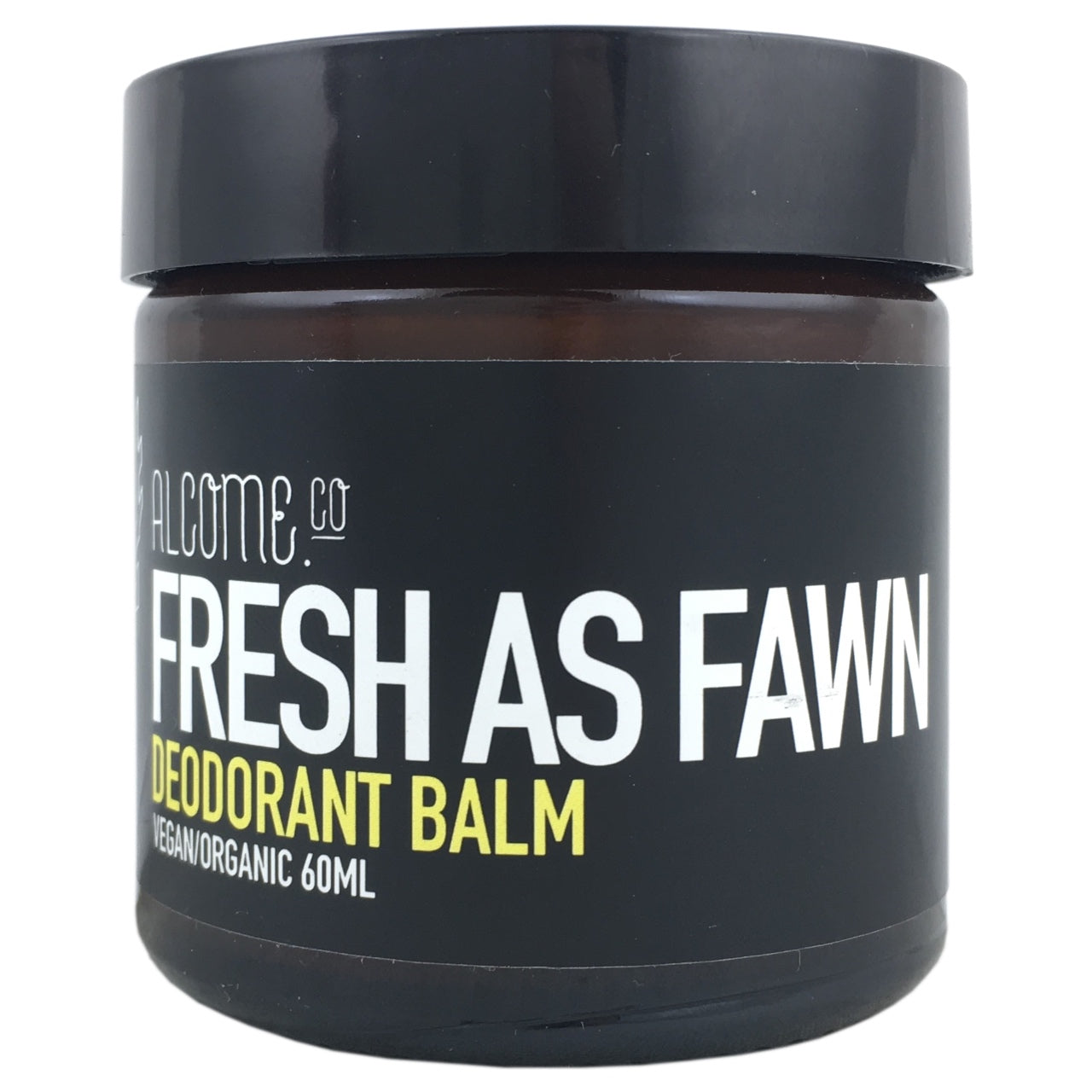 Alcome Co Fresh As Fawn Deodorant Paste