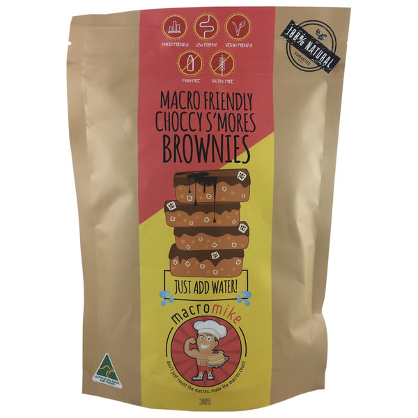 Macro Mike Brownies Mix