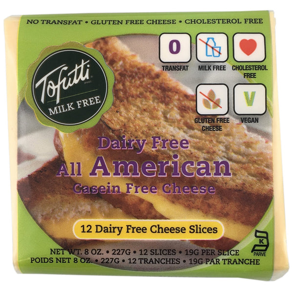 Tofutti American Style Cheese Slices