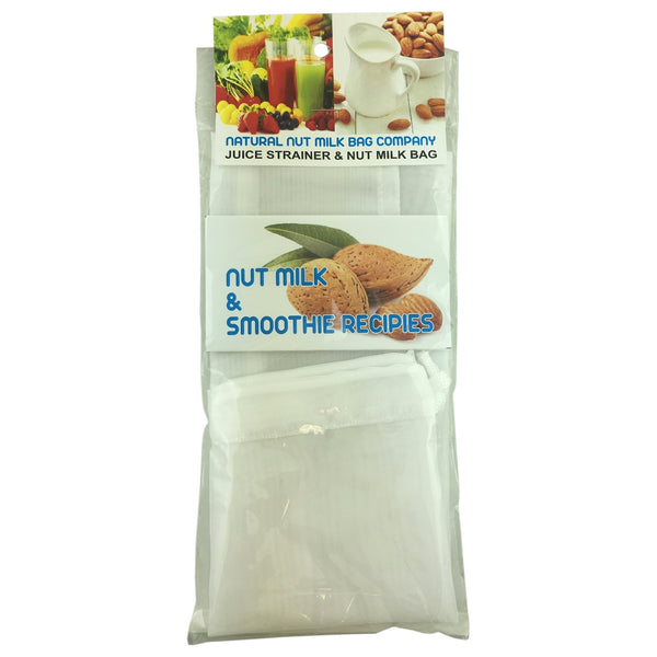 Nut Milk Bag & Juice Strainer