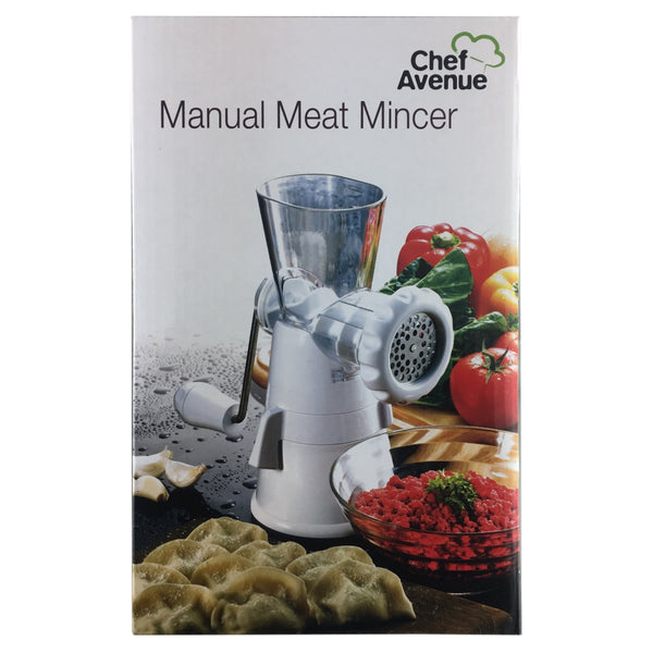 Chef Avenue Manual Mincer