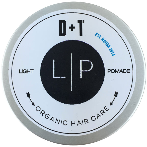 DISCONTINUED -D+T Light Pomade (55g)