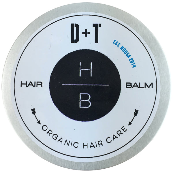 D and T Hair Balm