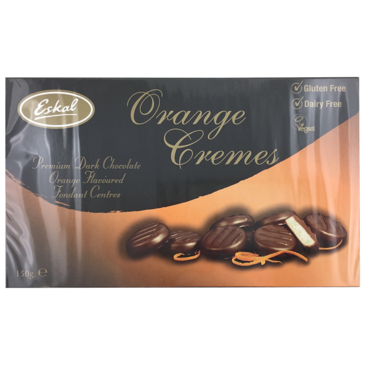 Eskal Orange Cremes Gift Box