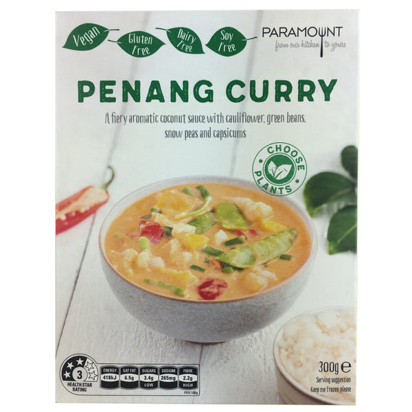 Paramount Penang Curry