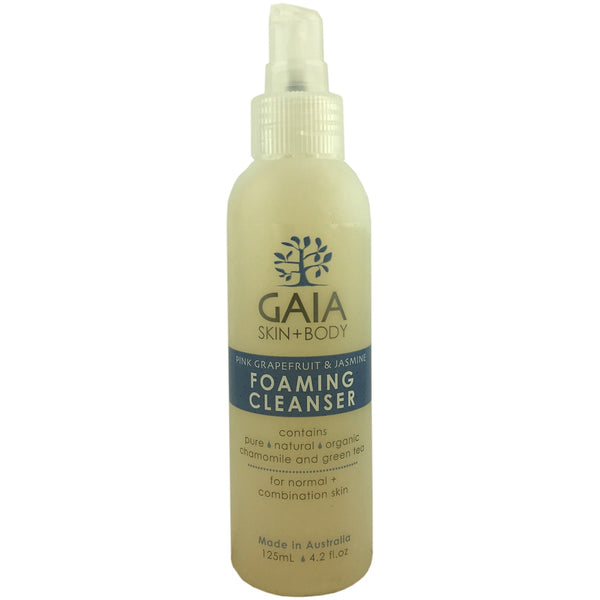 GAIA Skin Care Foaming Cleanser