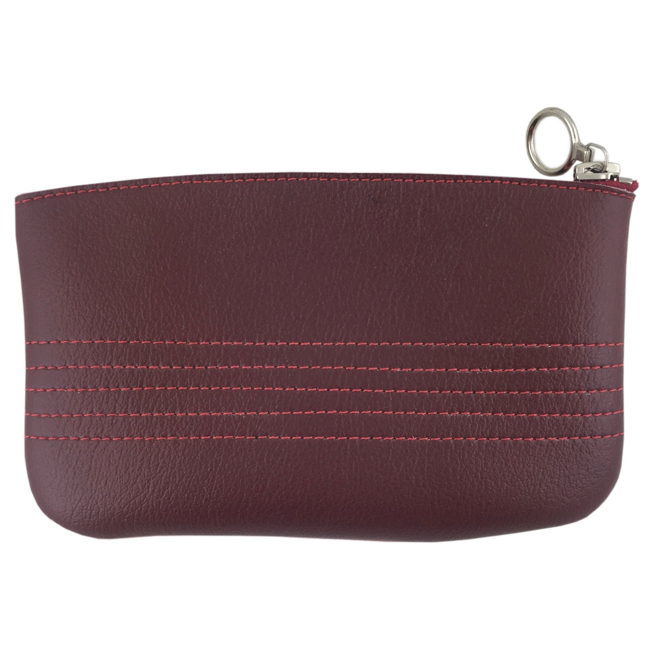 Vegan Wares Coin Purse -Red