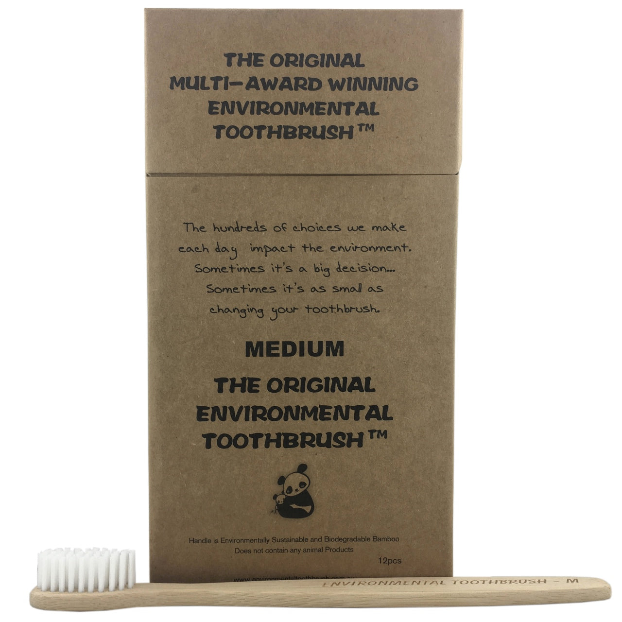 Enviro Toothbrush -Medium