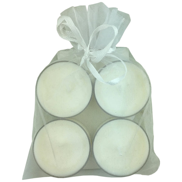 Willowfern Scented Tealight Candle 4 Pack