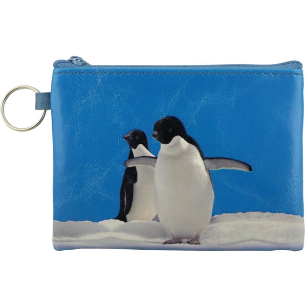 Lavishy Coin Purse -Penguin Family
