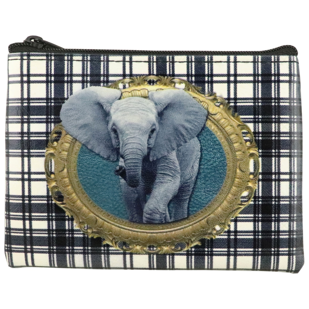 Lavishy Liano Coin Purse -Elephant