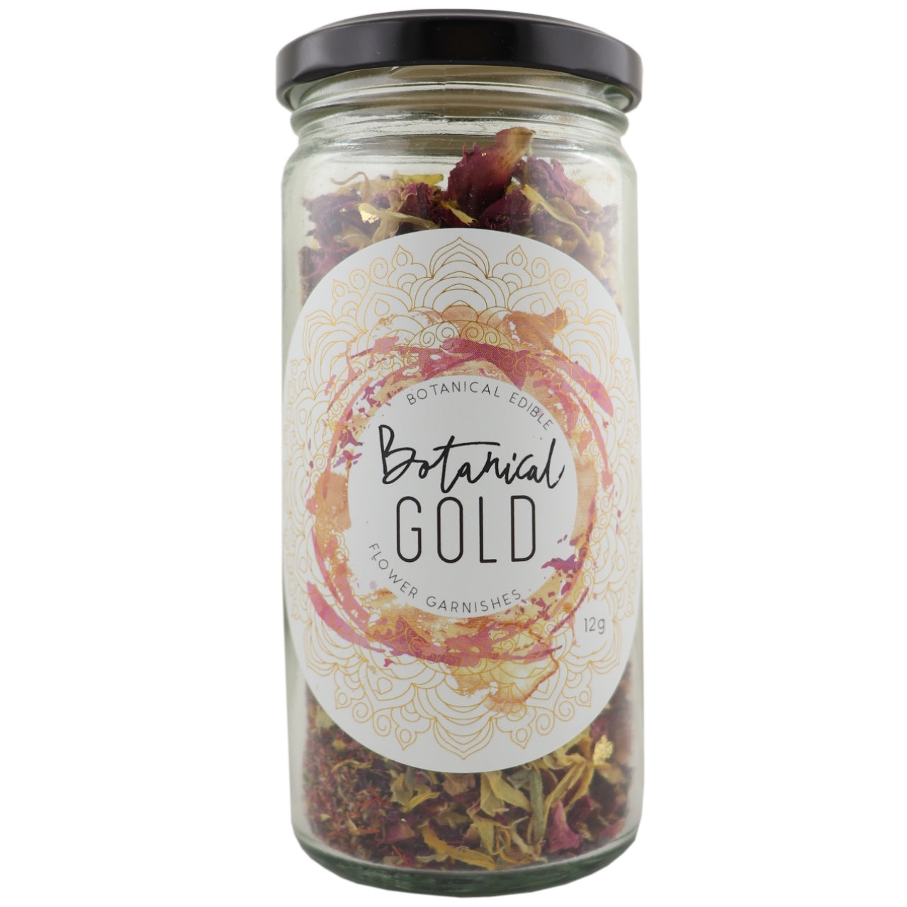 Barefoot Farms Botanical Gold Edible Flowers