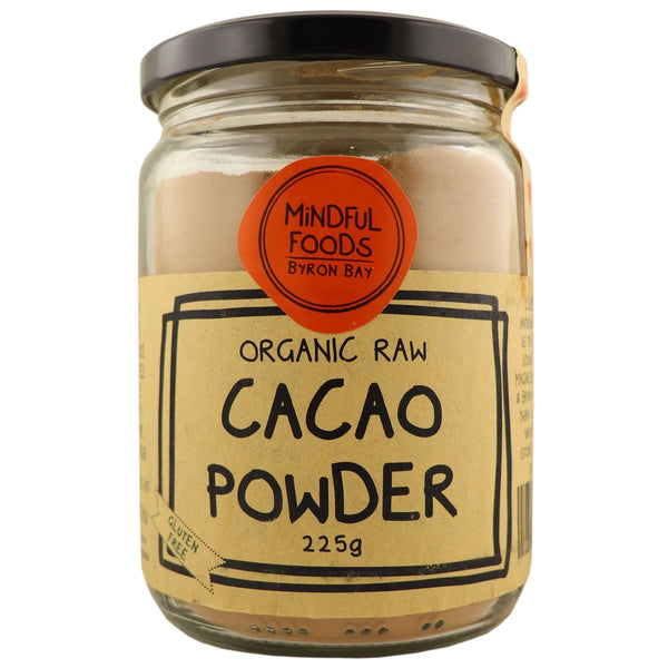 Mindful Foods Organic Cacao Powder