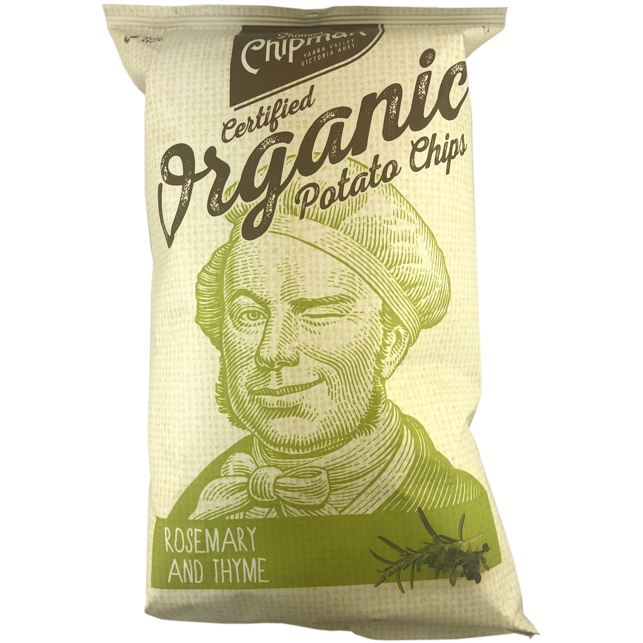 Thomas Chipman Rosemary & Thyme Potato Chips