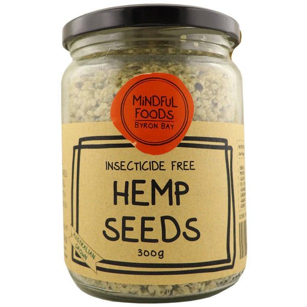 Mindful Foods Hemp Seeds