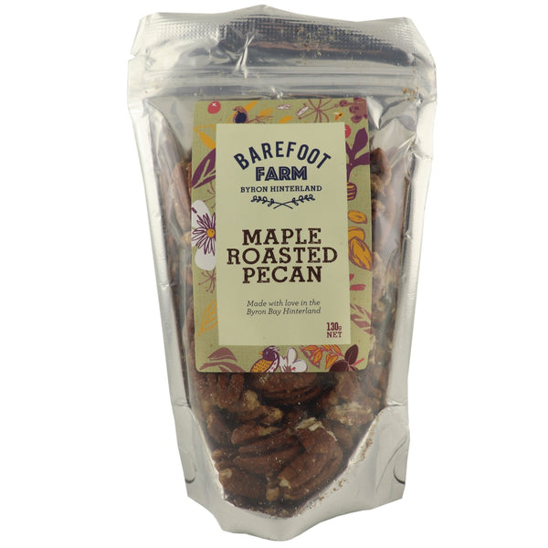 Barefoot Farm Maple Pecans