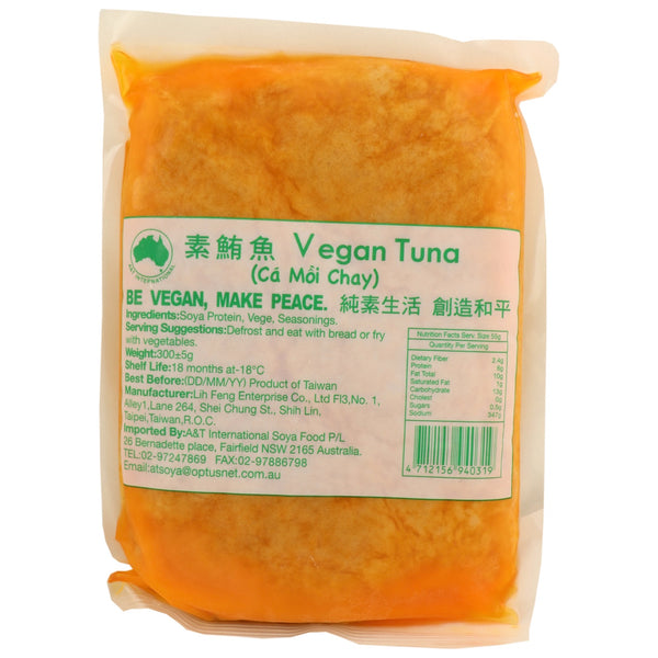 A & T Vegan Tuna