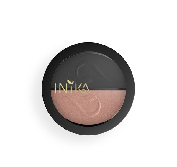 Inika Pressed Eyeshadow Duo