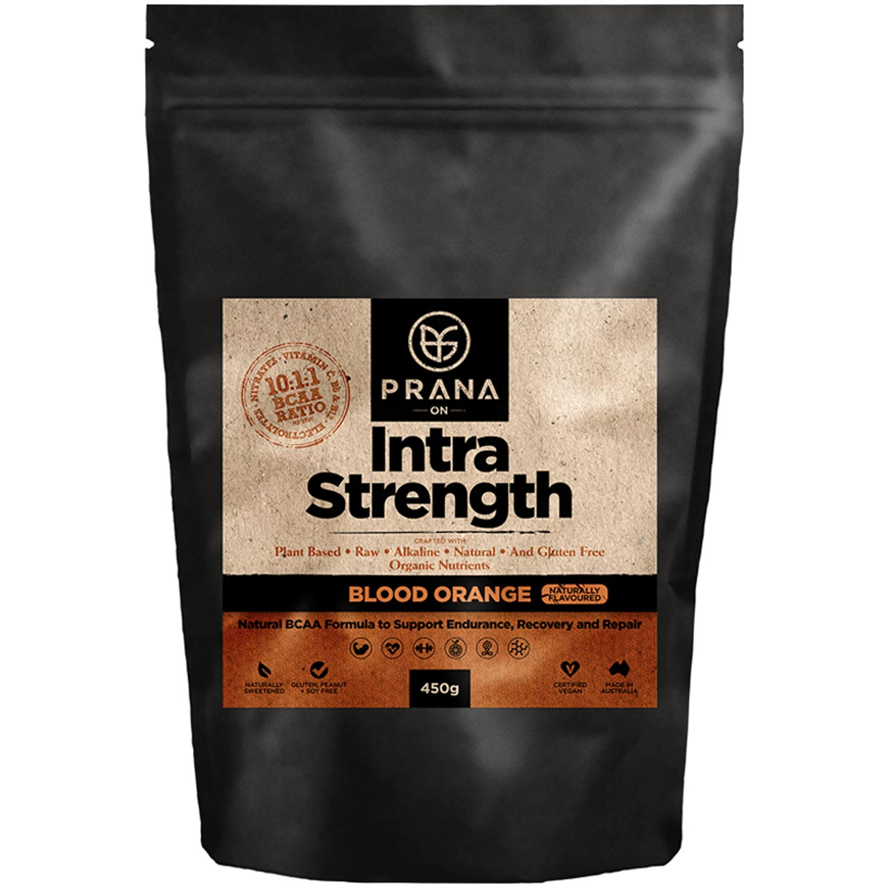 Prana Intra Strength - Blood Orange