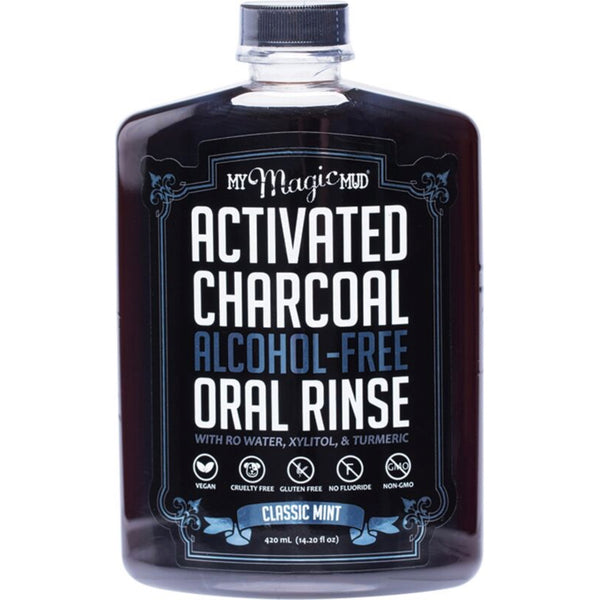 My Magic Mud Activated Charcoal Oral Rinse