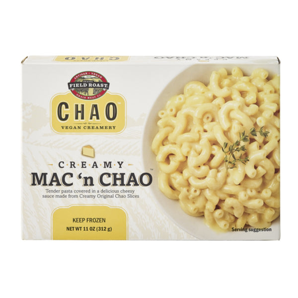 Field Roast Creamy Mac 'n Chao