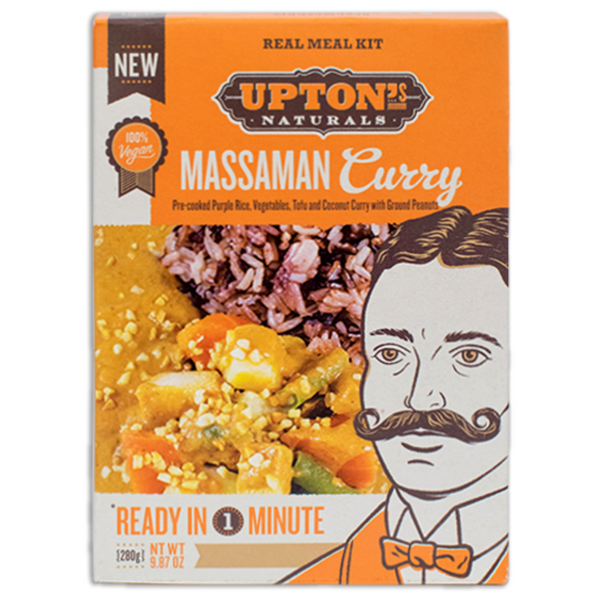 Upton's Real Meal Kit -Massaman Curry