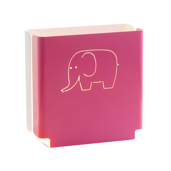 Molight Night Light -Pink Elephant