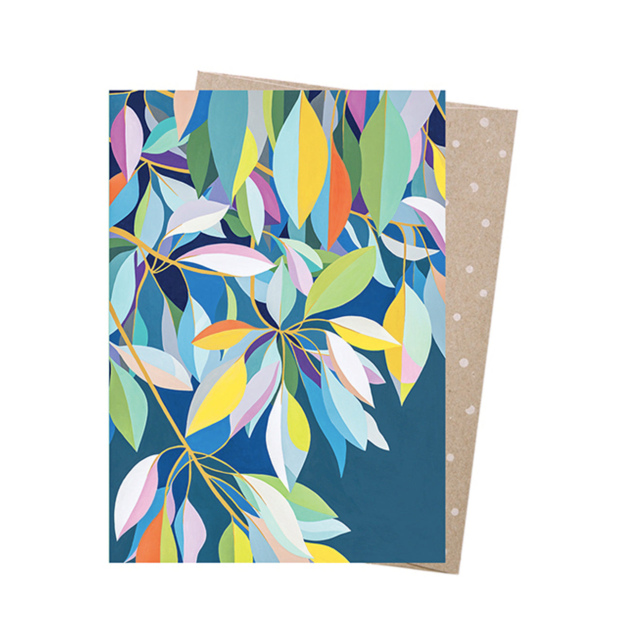 Earth Greetings Card -Moreton Bay Fig