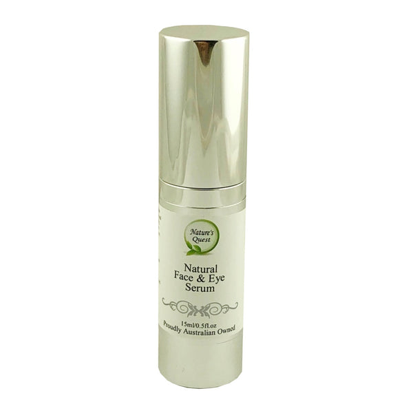 Nature's Quest Face & Eye Serum