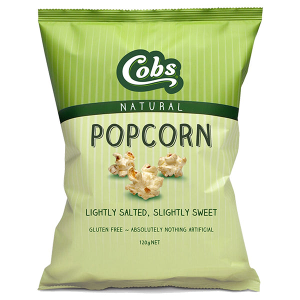 Cobs Natural Salted & Sweet Popcorn