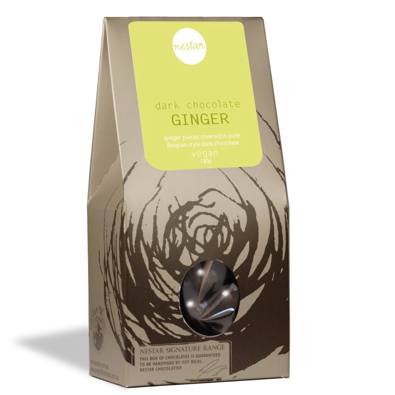 Nestar Dark Chocolate Ginger