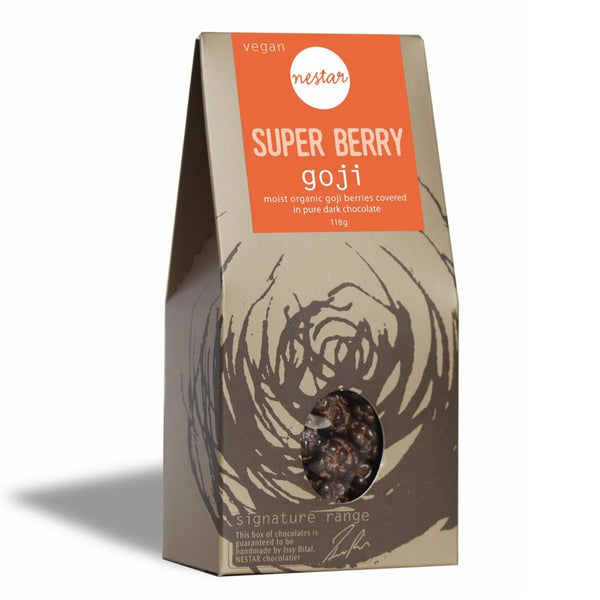 Nestar Super Berry -Dark Chocolate Goji