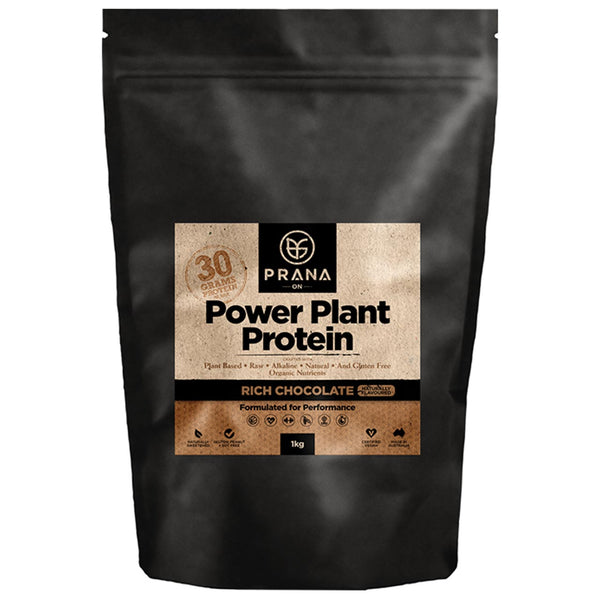 Prana Power Plant Protein -Chocolate