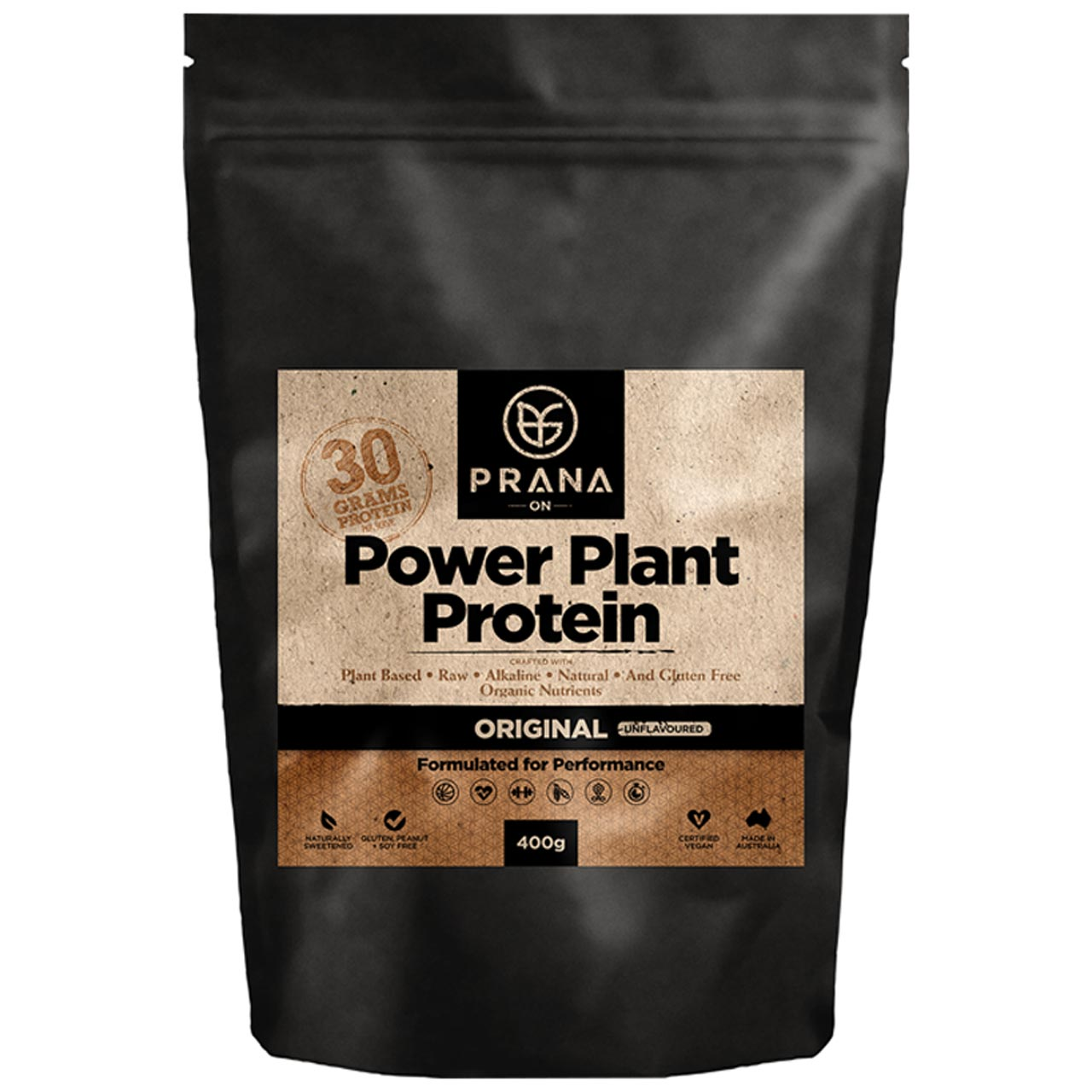 Prana Power Plant Protein -Original