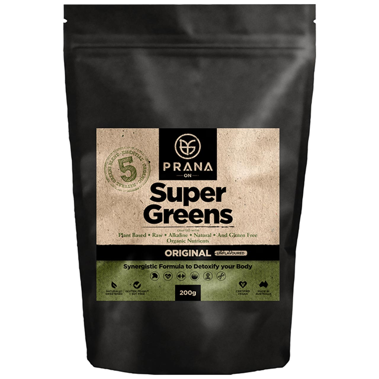 Prana Super Greens - Original
