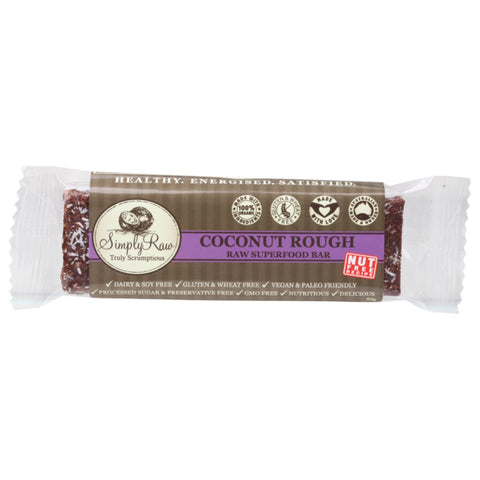 Simply Raw Coconut Rough Bar - Best Before 28th April 2019